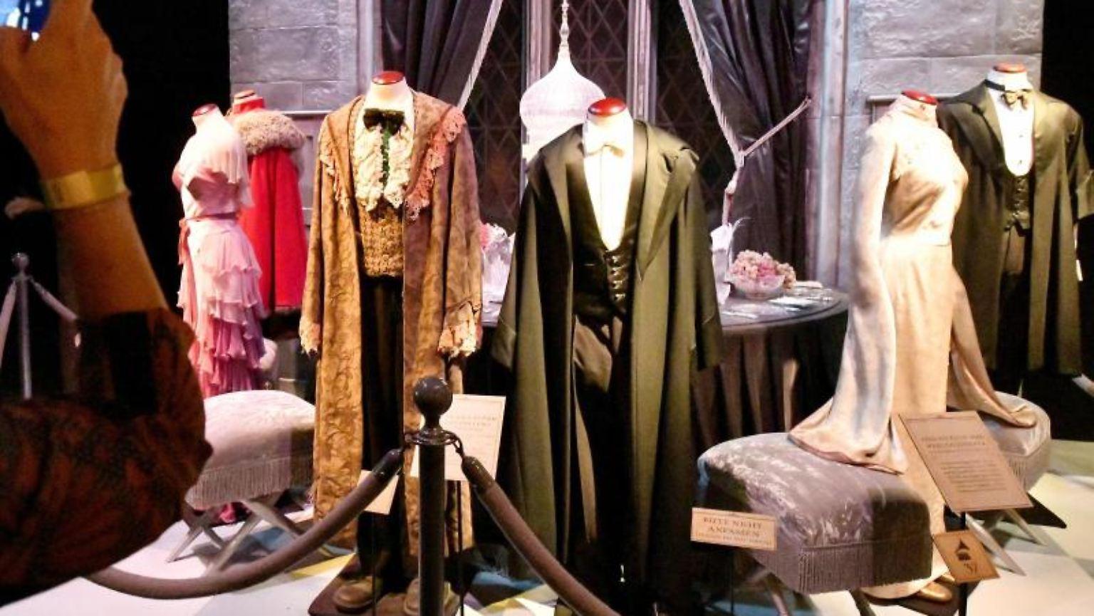 Berlin Brandenburg Harry Potter Ausstellung Im Filmpark