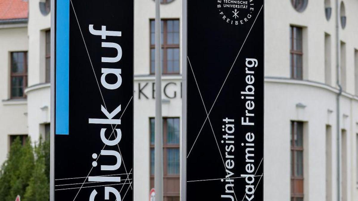 Sachsen:Bergakademie Freiberg begrüßt neue Studenten - n-tv.de