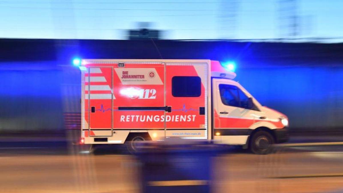 26-Jähriger durch Messerstich in Rücken schwer verletzt