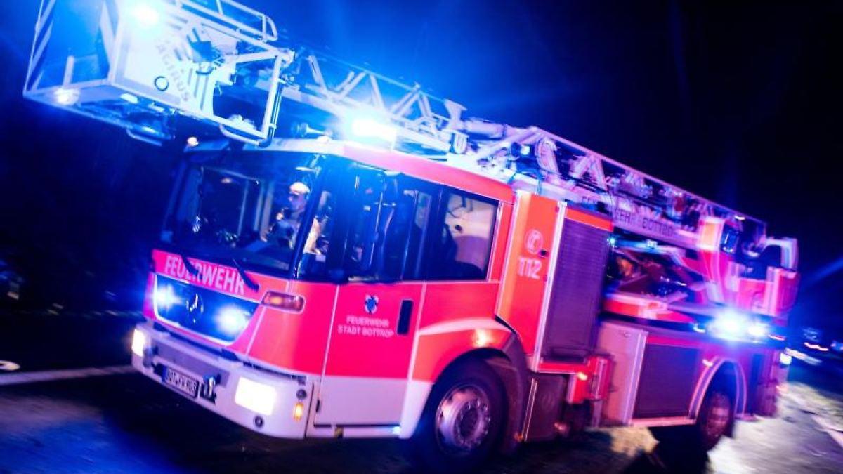 Autos in Barth ausgebrannt: Verdacht auf Brandstiftung