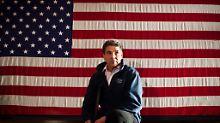 Rick Perry beliebt im Rennen nach Iowa.