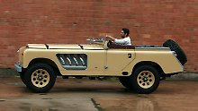 Land-Rover Defender: Retro-Roadster mit 1500 PS