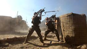 US-Soldaten in Afghanistan.