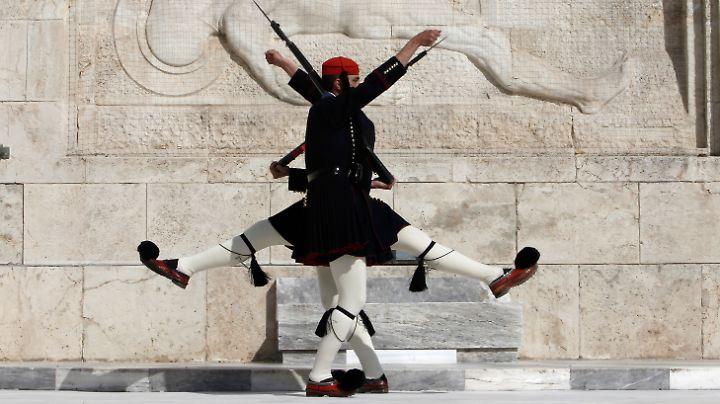 Mit der Rückkehr an den Kapitalmarkt macht Griechenland einen Schritt in Richtung finanzielle Unabhängigkeit.