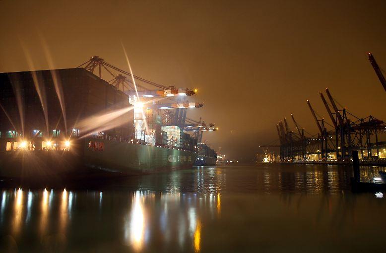 Es muss gar nicht unbedingt ein großes Schiff sein ...