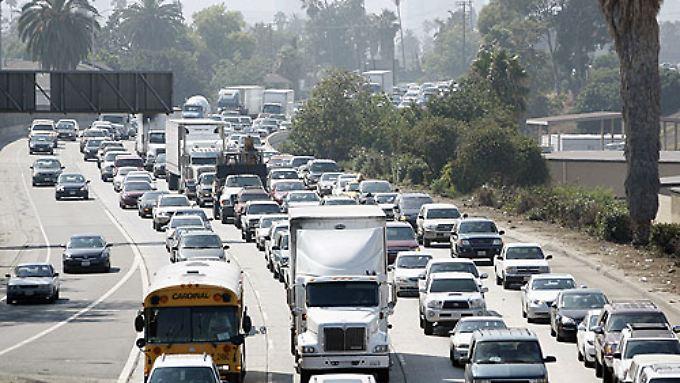 In den USA werden auch wieder deutlich mehr Autos gekauft.