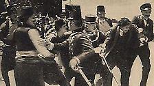 Eine Chronik: Der Erste Weltkrieg