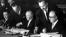 Römische Verträge: 50 Jahre Europa