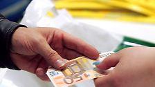 Gehälter: Wer verdient wie viel?