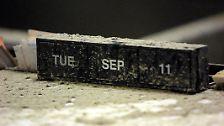 Chronik der Anschläge: Der 11. September