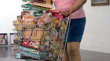 Wie ist das ganze Zeug nur in Ihren Einkaufswagen gekommen?