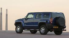 Das garantiert den Käufern ordentlich Exklusivität. Wer einen Hummer kauft will schließlich kein Auto von der Stange.