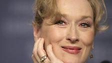 Für Meryl Streep ist es eine Paraderolle, für die sie beim Festival in Venedig gefeiert wurde.