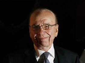 Rupert Murdoch hat genug von der Kostenlos-Mentalität.