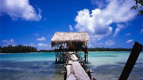 Meeresspiegel steigt: Tuvalu ist nicht mehr sicher