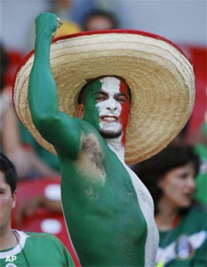 Auf dem Papier war das Kräftemessen zwischen Mexiko und dem Iran eine klare Sache.