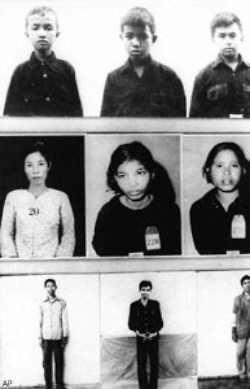 Von 1975 bis 1979 starben in Kambodscha rund zwei Millionen Menschen, ....