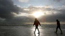 Beweis des Meeresspiegel-Anstiegs: Ostseeküste ist Modellregion