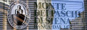 Monte dei Paschi: alt, nicht unfehlbar: Gericht lädt Notenbanker vor