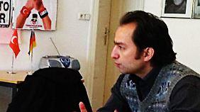 Beyhan Yıldırım ist Vorsitzender des TGB Deutschland.