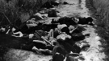 """""""Sie töteten und töteten"""": Das Massaker von My Lai"""