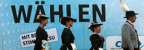 Landtagswahl am 15. September: Bayern wählt kurz vor dem Bund