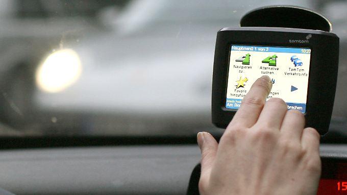 n-tv Ratgeber: Navigationsgeräte im Vergleich