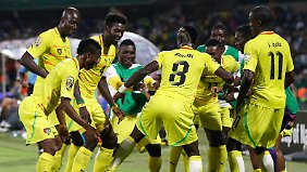 Togo mit Topstar Emmanuel Adebayor hat das Weiterkommen selbst in der Hand.