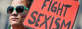 Sexismus in Deutschland: Geißler: Debatte überfällig