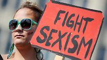 Sexismus gibt es immer noch: Kleine Schwester von #Metoo wird fünf