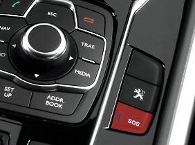 Der SOS-Knopf kann nicht nur bei einem Unfall Hilfe rufen.