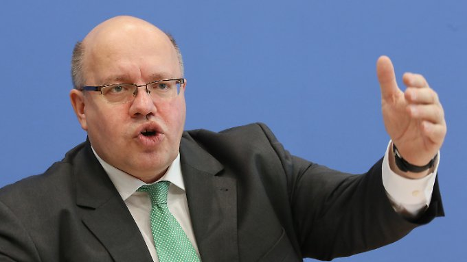 Kritik an Altmaiers Plänen: Wird Strompreis-Bremse zur Job-Bremse?