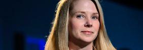 Aufschwung mit Marissa Mayer: Die frühere Google-Expertin weiß, wie der Hase online läuft.