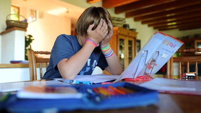 Kinder sollen heute oftmals vor allem funktionieren.