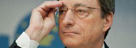 Lockere Geldpolitik: EZB sieht keine Deflation