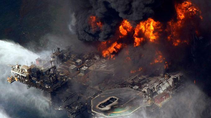Das Unglück auf der Deepwater Horizon beschäftigt BP weiter.
