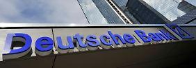 Überraschend hohes Milliardenminus: Deutsche Bank schockt Anleger