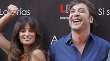 Penelopé Cruz und Gatte Javier Bardem: das wohl heißeste Paar Hollywoods.