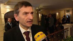 """Volker Perthes im n-tv Interview: """"Die Iraner wollen sprechen"""""""