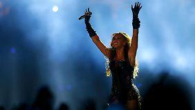 Party und Blackout beim Super Bowl: Die Emotionen kochen hoch