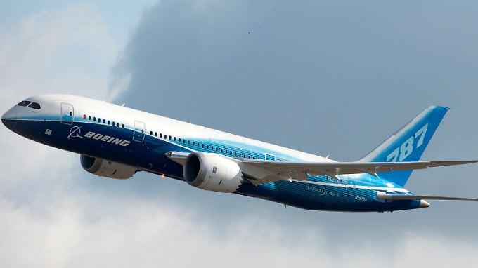Nach der Pannenserie hat Boeing neue Testflüge mit dem Dreamliner beantragt.
