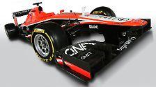 Ohne Knick ist wieder schick: Evolution der Formel-1-Boliden 2013