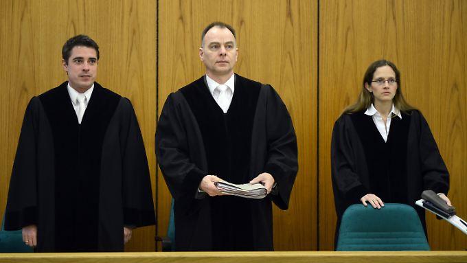 Das Gericht ging über die Schmerzensgeld-Forderung der vergewaltigten Frau hinaus.