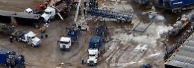 """Ziel der """"gefahrlosen Förderung"""": Fracking-Gesetz ist in Arbeit"""