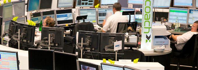 Noch ist in Madrid und Rom nichts passiert: Die Nervosität an den Märkten flaut ab.