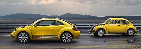 Wie sein Vorgänger wird der Beetle GSR auf 3500 Modelle limitiert.