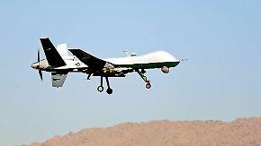 Neues Wettrüsten?: US-Militär erforscht Schwarmdrohnen