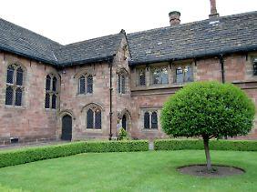 Die renommierte Musikschule Chetham's liegt in Manchester.
