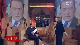 """""""Il Presidente"""" hat die Sendung einfach übernommen."""
