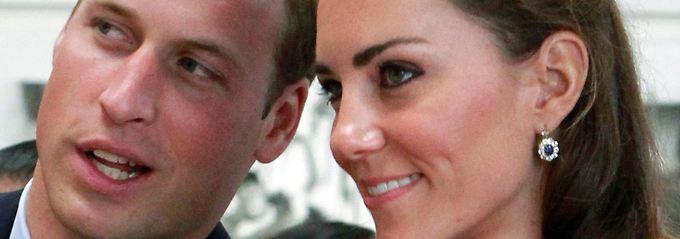 Sie wollen ihr Kind in Gedenken an Williams 1997 verstorbener Mutter Diana nennen.